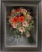 Preserved Bridal Bouquet_12